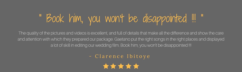 Clarence Ibitoye
